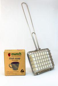 dish soap