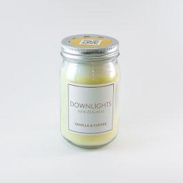 candle (reusable jar )