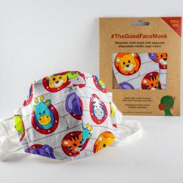 Mask NZ made (child )